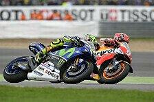 MotoGP - Rossi vs. Marquez: Das Hammer-Duell ist zurück