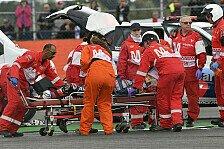 MotoGP Silverstone Misano Loris Baz Verletzung Xavi Fores