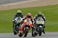 Rossi kritisiert fehlende Yamaha-Entwicklung: Das Seuchenjahr im Vergleich