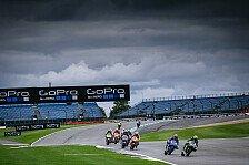 Großbritannien GP der MotoGP in Silverstone: Strecke und Statistik