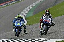 Streitpunkt Track Limits: Das fordern Rossi und Lorenzo von der Rennleitung