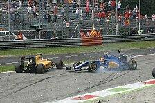 Formel 1 - Tops & Flops des Italien GP 2016