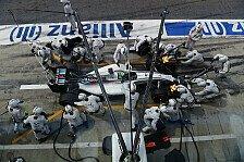 Formel 1 - Video: Japan GP: DHL Fastest Pit Stop Award