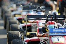 Ab 2017: Preisgeld in der Formel 3 EM wird auf 500.000 Euro erhöht