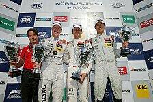 Formel 3 EM - Nürburgring: Lance Stroll gewinnt ersten Lauf