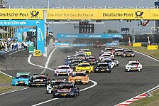 Kompletter DTM-Rennkalender für Saison 2017 steht fest