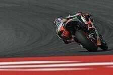 MotoGP - Misano: Armpump verhindert Bradls Jagd nach Top-10
