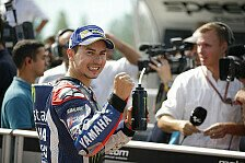 Jorge Lorenzo: MotoGP-Deal mit Yamaha und Petronas quasi fix