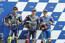 MotoGP San Marino Misano 2016 Rennen Favoriten Check