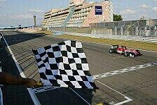 Formel 3 EM - Lance Stroll bejubelt zweiten Sieg in der Eifel