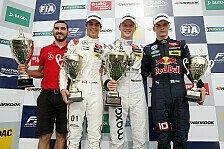 Formel 3 EM - Bilder: Nürburgring - 22. - 24. Lauf