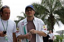 Formel 1 - PK 2: Ein Ex-Weltmeister auf Besuch in der Gerüchteküche