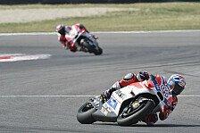 Misano sollte eine große Show für Ducati werden, doch das Heimspiel ging gründli