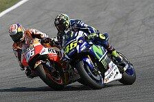 MotoGP - Aragon: Rossi auf der Jagd nach guten Rennen
