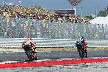 Mehr Sicherheit: Das plant die MotoGP für 2017