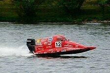 ADAC Motorboot Cup - Rendsburg: Weschenfelder mit drei Tagessiegen