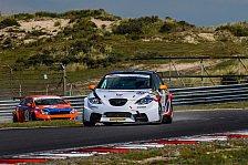 Cup- & Tourenwagen Trophy - Erle sichert sich Doppelsieg an der Nordseeküste