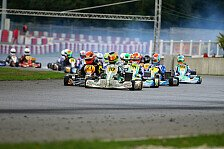 ADAC Kart Masters Showdown in Wackersdorf