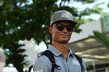 Singapur GP: Pascal Wehrlein und Esteban Ocon über ihre Zukunft