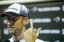Formel-1-Weltmeister an Carmen Jorda: Körper nicht dein Problem