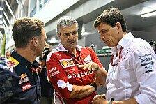Nur gucken, nicht anfassen: Mercedes ohne Chance auf Verstappen oder Vettel