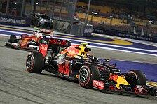 Trainings-Analyse Singapur: Muss Mercedes wirklich vor Ferrari und RB zittern?