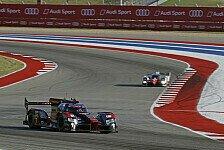 WEC - Porsche und Toyota leiden unter den Bedingungen