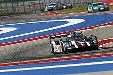 WEC - Video: So erlebte Porsche das WEC-Qualifying in Austin
