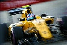 Renault 2017: Palmer wird Hülkenbergs Teamkollege