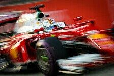 Reifenwahl für Japan GP in Suzuka: Ferrari-Pilot Vettel geht eigenen Weg
