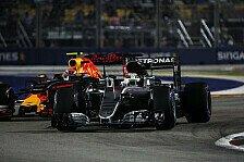 Favoriten-Check Singapur: Krimi oder Alleingang für Rosberg