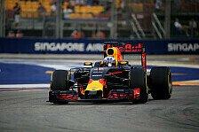 Können Mercedes in Singapur nur schlagen, wenn wir irgendetwas anders machen