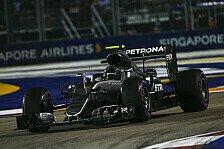 Im WM-Kampf zwischen Nico Rosberg und Lewis Hamilton geht es in Malaysia weiter