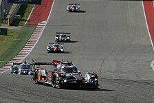 Nach Audi-Ausstieg: Die WEC-Bosse diskutieren die Zukunft der LMP1-Klasse