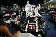 WEC - Video: So erlebte Porsche das WEC-Rennen in Austin