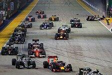 Singapur GP: Die 6 Antworten zum F1-Nachtrennen