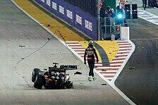 Tops und Flops des Singapur GP 2016 mit Rosberg, Hamilton, Vettel und Spongebob