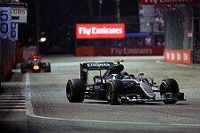 Singapur GP: Mercedes-Pilot Nico Rosberg gewinnt irre Strategie-Schlacht