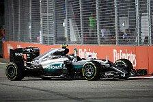 Formel 1 - Singapur GP: Topspeeds, Boxenstopps und Top-Facts