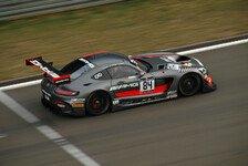 Blancpain GT Series - Dominik Baumann: Platz vier auf dem Nürburgring