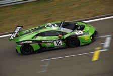 Blancpain GT Series - Nürburgring: Sieg für Grasser-Lamborghini