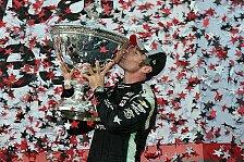 Simon Pagenaud ist erstmals Meister der IndyCar-Serie