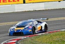 Saisonrückblick: Patric Niederhauser in der Blancpain GT Series