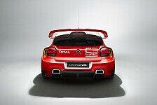 WRC - Bilder: Citroen C3 WRC Concept Car