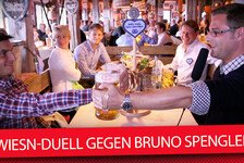 #MSMChallenge: Wiesn-Duell gegen BMW-Star Bruno Spengler