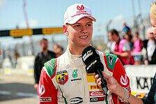 Indien: Schumacher gegen Maldonado und Co.