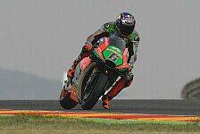 MotoGP - Bradl zeigt bestes Quali-Ergebnis des Jahres