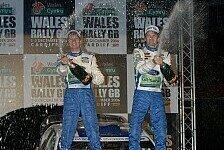 WRC - BFGoodrich schreibt in der Rallye-WM Geschichte