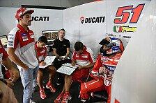 Ducati-Vorschau für den Japan-GP: Barbera fährt für Iannone in Motegi
