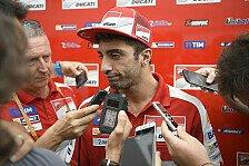 Iannone weiter verletzt: Barbera ersetzt ihn auch beim Australien-GP